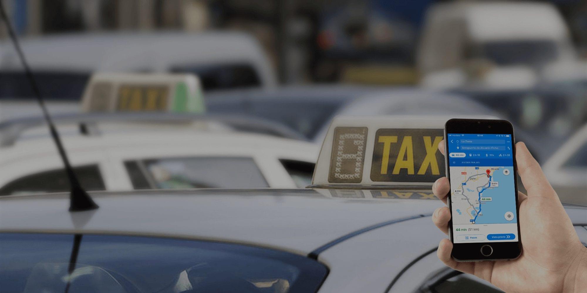 Taxi service Orihuela Costa