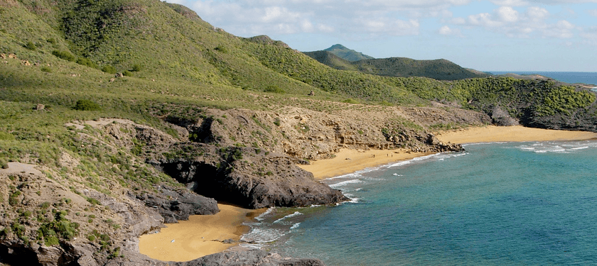 beaches of calblanque