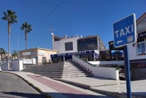 Taxi to Cabo Roig
